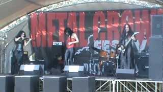 Blackthorn - Sister september (Anorexia Nervosa cover)(Live @ Metal Crowd - 2012)
