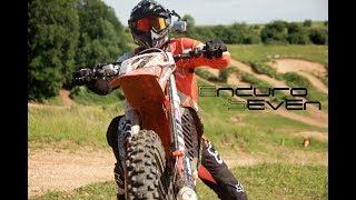 Enduro Seven 2018 Ep 7: Off Road Dirt Bike riding France