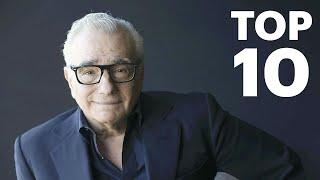 Top 10 Des Meilleurs Films De Martin Scorsese