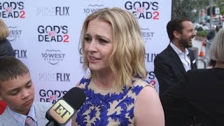 EXCLUSIVE <b>Melissa Joan Hart </b>Reveals Why Shes Not Afraid To Be Outspoken About Religion & Politi…