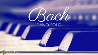 Bach - Piano Solo