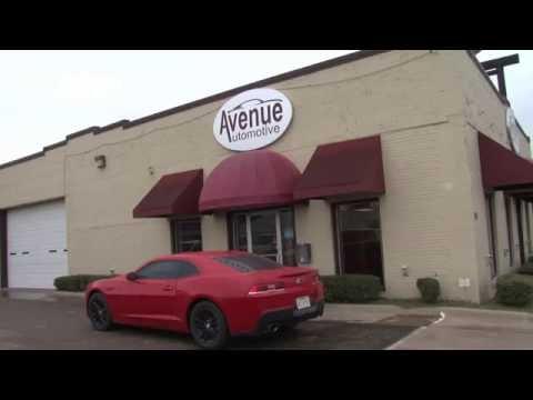 Avenue Automotive video