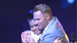 """Beautiful Marlisa MOVED THE JUDGES! - Singing """"Somewhere Over The Rainbow - The X Factor Australia"""