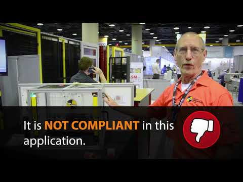 It's Safer, But Is It Compliant? 🤔 Test Your Machine Safety Knowledge with MPSA's Safety Trainer!