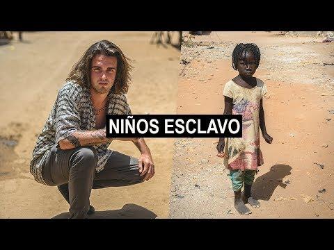 Los niños TALIBÉS de Senegal