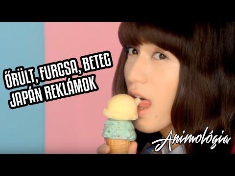 Őrült, furcsa, beteg japán reklámok ~ JapánPercek ~ Animológia letöltés