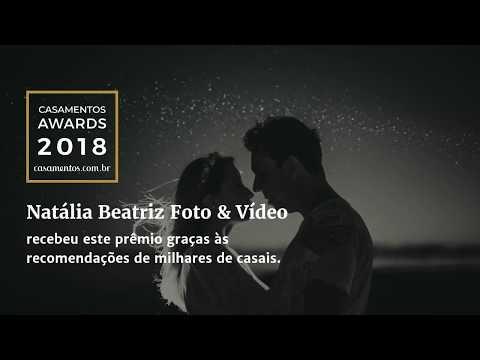 Melhor fotógrafo 2018 | Casamentos.com.br | Natália Beatriz | Exclusive Wedding