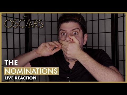 2020 OSCAR NOMINATIONS - LIVE REACTION