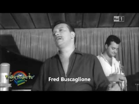 Fred Buscaglione in Guarda che luna con gli Asternovas