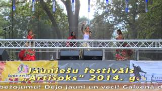 Заключительное видео Me Roma
