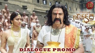 Gautamiputra Satakarni Dialogue Promo