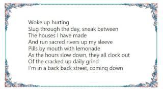 Frightened Rabbit - Woke up Hurting Lyrics