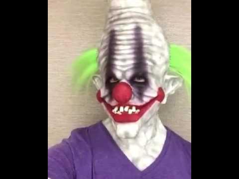 Le dommage des masques de gélatine à la personne