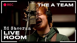 ed sheeran live room ed sheeran quot the a team quot captured in the live room vidinfo 12464