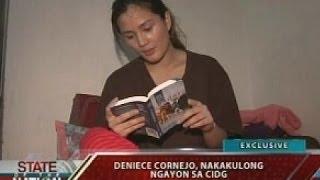 SONA: Hitsura ng kulungan ni Deniece Cornejo sa CIDG