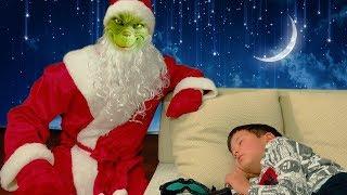 Гринч и Рождественские подарки Дениса