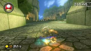 Thwomp Ruins - 1:46.782 - Fλchibitch (Mario Kart 8 World Record)