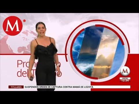El clima para hoy 01 de agosto, con Marilú Kaufman
