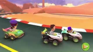 Garfield Kart   The Full Gauntlet