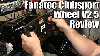 Fanatec Clubsport Wheel V2.5 Review