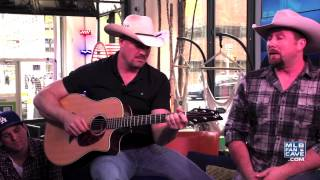 Tate Stevens Performs The Power of a Love Song