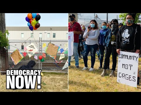 Rights Groups Demand Biden Reverse Trump Immigration Changes as COVID Surges in ICE Jails