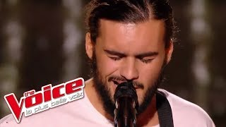 Damien - « Many Rivers to Cross » (Jimmy Cliff) | The Voice France 2017 | Blind Audition