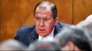 Allegations of Russian meddling 'ungrounded, slanderous' – Russian foreign minister