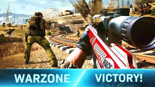 Call of Duty Warzone - Wednesday WINS Live  #WithMe