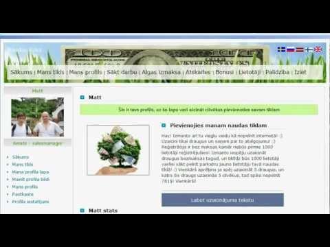 Kexibq veids, kā nopelnīt naudu internetā