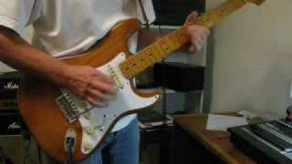 Speed King solo Deep Purple cover