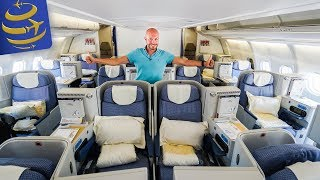 China Southern Airlines  NEW Business Class A330-300   Luxury Aviator