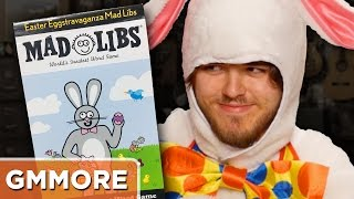 Ridiculous Easter Mad Libs
