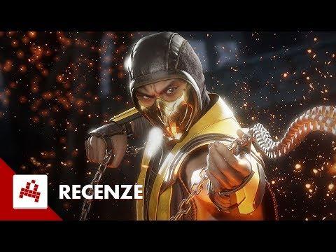 Mortal Kombat 11 - Recenze