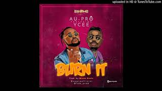 Au Pro   BURN IT  Ft  Ycee