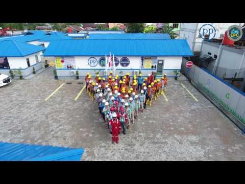 Peringatan Hari Kesaktian Pancasila MPP PLTMG 30 MW Bontang