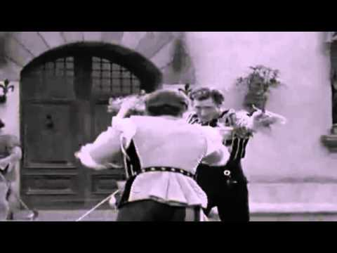 Romeo and Juliet(1936) - Tybalt vs. Mercutio