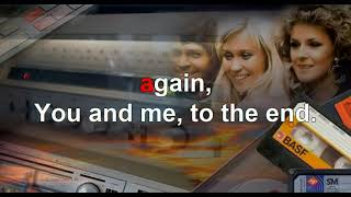 karaoke  ABBA One Man, One Woman