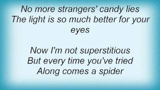 Dio - Along Comes A Spider Lyrics
