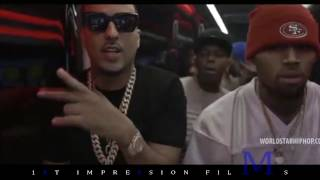 French Montana ft Raekwon -- We Go Where Ever We Want [1080p] HD