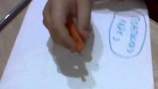 Как сделать нож из точилки