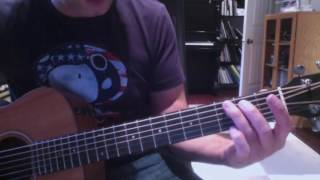 chords for 2 heads