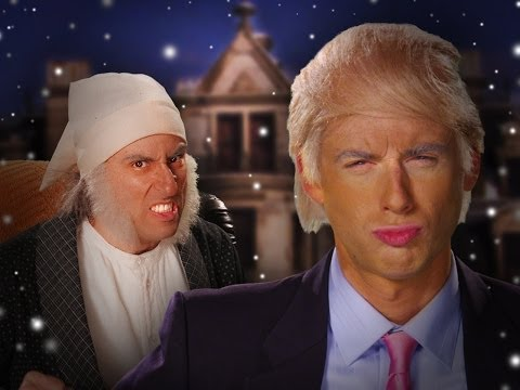 Ebenezer Scrooge vs Donald Trump