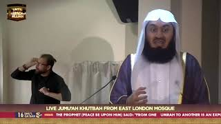 The Search For Peace   Back To Basics   Mufti Menk