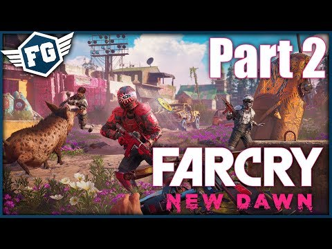 STARÁ GRACE ARMSTRONG - Far Cry: New Dawn #2