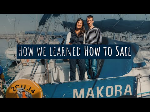 How we learned how to sail  #60