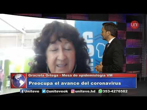 Preocupa el avance de coronavirus