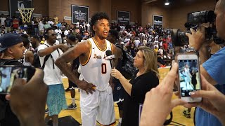 Nick Young Too Swaggy at The Drew Summer '17