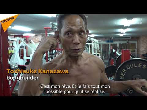 La motivation le bodybuilding russe de vidéo
