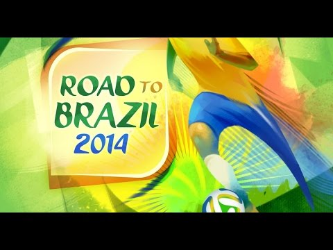 Road to Brazil 2014 обзор игры андроид game rewiew android.